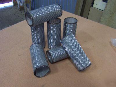 2 Layer Mesh Liquid Strainer Basket Filter Spirax Sarco