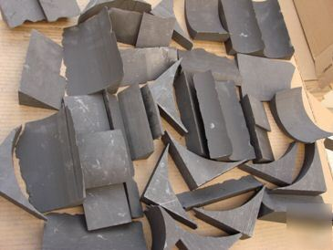 Carbon graphite chunks 10LBS iso formed machinable