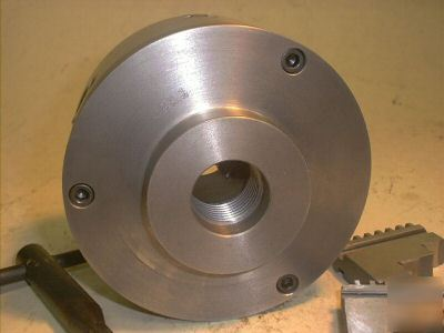 Clausing lathe 3 jaw chuck 6