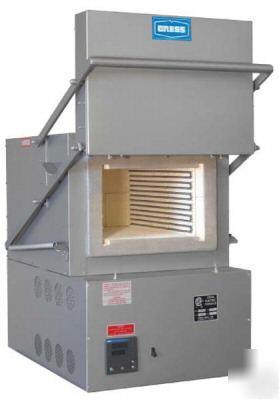New Cress Heat Treat Furnace Usa Made Model C1228