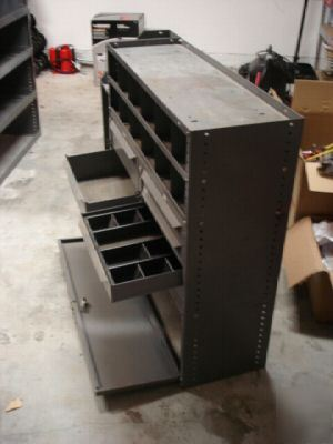Metal Storage Cabinets For Cargo Vans