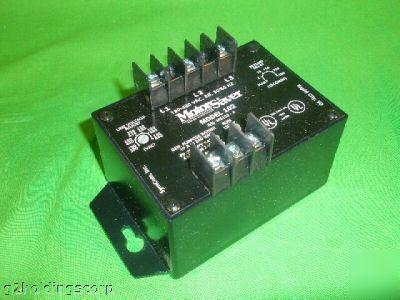 Motor Saver Voltage Monitor 102a