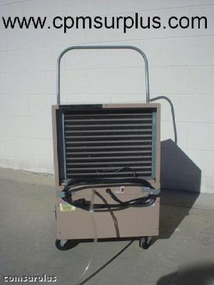 Oasis Dc 75 Dehumidifier 75 Pints 24hrs Works Great