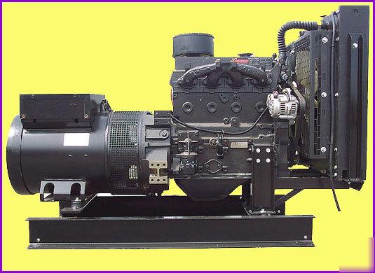 Cummins Onan Powered 40 Kw 3 Phase Diesel Generator