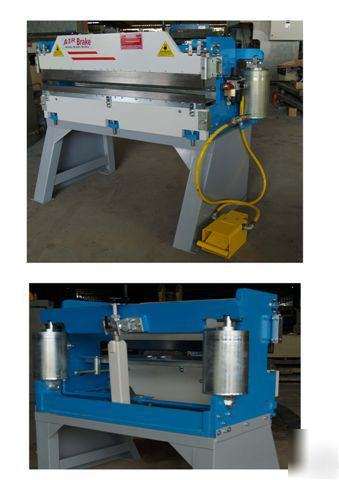 24 Ton X 4 Air Press Brake Ab24 4