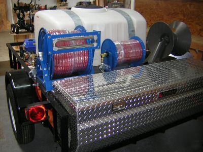 Sewer Hydro Jetter Drain Cleaner Snake Auger Rooter