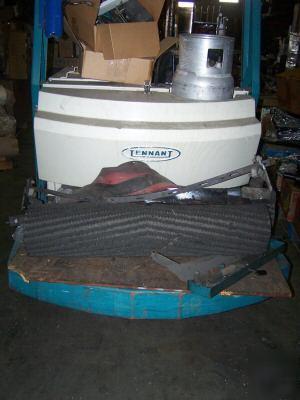 Tennant Power Scrubber 527 Model 527lp