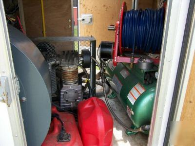 Professional Air Duct Cleaning Equipment