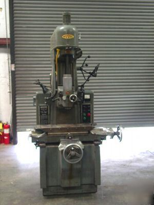 Moore Special Tool Co Inc Jig Borer