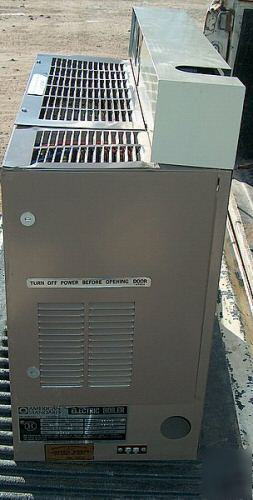 Hydronic Cooling Units : American standard electro hydronic heating unit