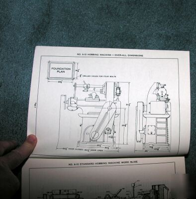barber colman 6 10 gear hobbing machine parts manual rh rockford industrial com Barber Colman Pneumatic Valve Actuators Barber Colman Catalog