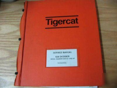 tigercat 630 skidder service manual rh rockford industrial com Tigercat 630B 630 Tigercat vs 610 Tigercat