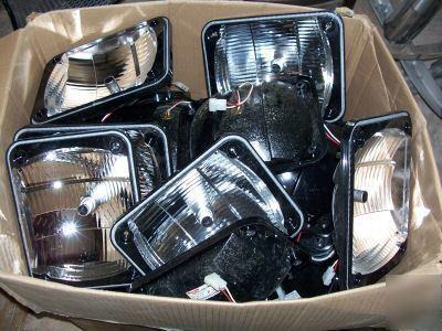 Whelen 900 97 Halogen Scene Warning Light Reflector Ems