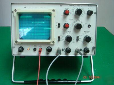 Gould oscilloscope