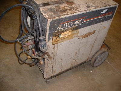 Used Auto Body Parts >> Miller?? auto arc mig welder