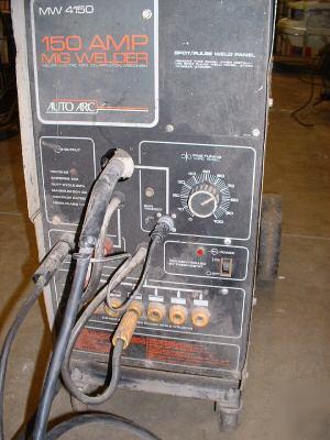 Auto Parts Shop >> Miller?? auto arc mig welder