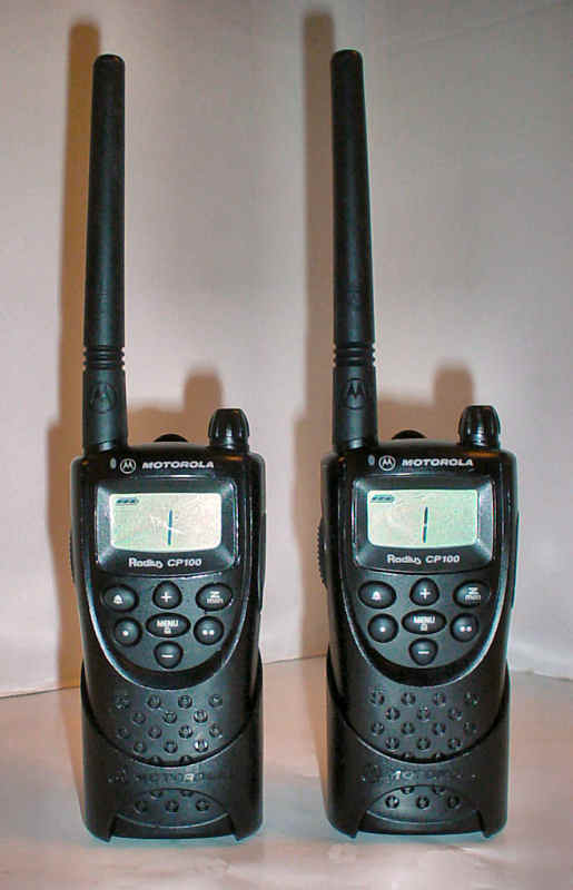 Motorola Cp100 User Manual